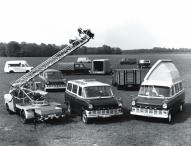 Ford Transit – seit 50 Jahre im Dienst