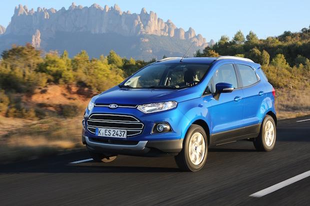 Photo of Ford EcoSport ab sofort mit vielen Detailverbesserungen