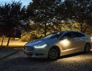 Neue Lichtsysteme von Ford