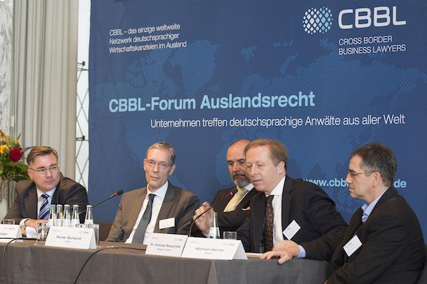 Bild von CBBL-Jahrestagung in Düsseldorf: Erfolgreicher Fachaustausch des deutschen Mittelstandes