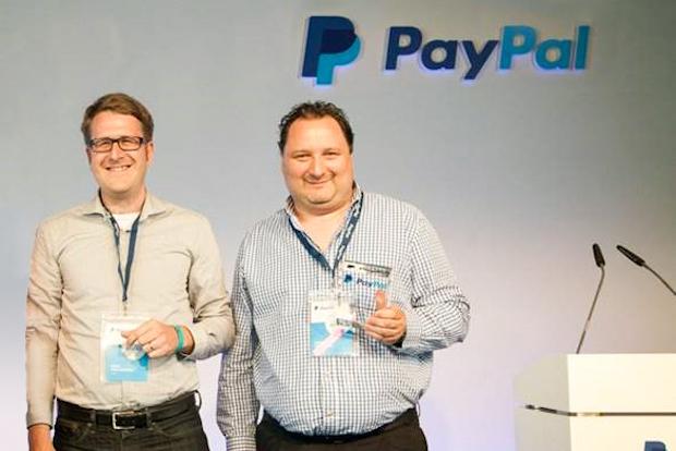 """Photo of Shopware zum zweiten Mal in Folge mit """"PayPal Partner Award"""" ausgezeichnet"""