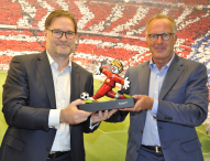 Platinum Partner des FC Bayern München