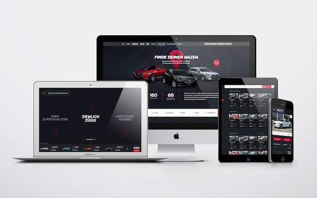 Photo of Mit einem Klick zum neuen Mazda