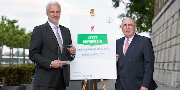 Photo of Jetzt bewerben für den GRÜNDERPREIS NRW 2015