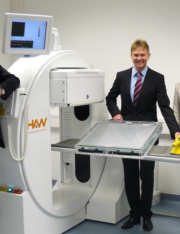 Photo of Medizintechnik an der OTH Amberg-Weiden
