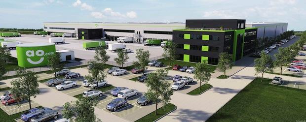 Photo of Prologis entwickelt Europazentrale für expandierenden Onlinehändler AO in Bergheim
