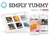 SIMPLY YUMMY® – Die wundervolle App für Back-Verliebte