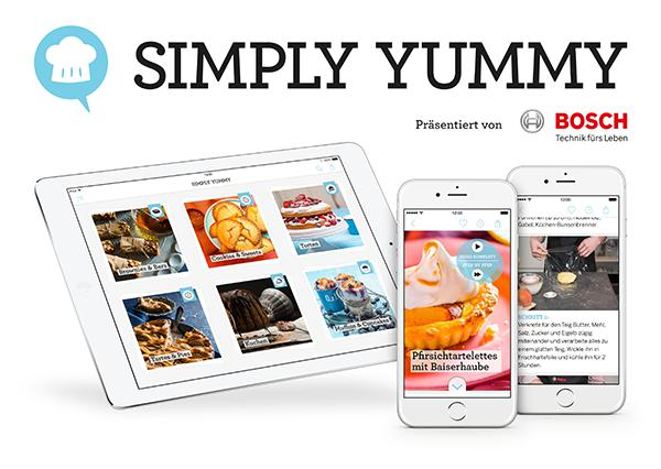 Photo of SIMPLY YUMMY® – Die wundervolle App für Back-Verliebte