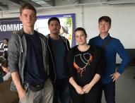 T3Rookies bauen Website für rumänisches Waisenhaus