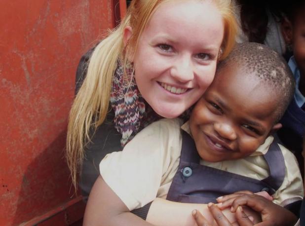 Interkulturelle Erfahrungen auch für die Kinder Fotograf: Caroline Hespenheide / VoluNation