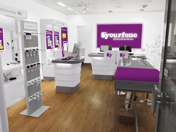 Photo of yourfone gibt Startschuss für deutschlandweite Shop-Kette