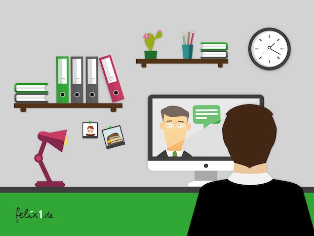 Bild von Online-Identifizierung nun auch in der Steuerberatung