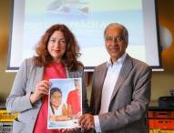 Klimaforscher Mojib Latif würdigt Vorreiterrolle von AIDA beim Klimaschutz