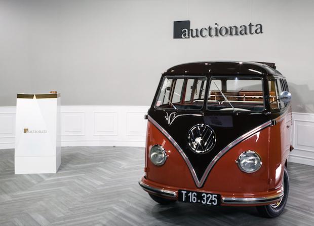 Bild von Auctionata wird Kooperationspartner