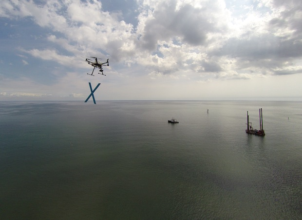 Bild von Norddeutscher Widerstand mit Drohne