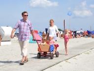 Gute Buchungszahlen für die Feriensaison bestätigen positiven Start in den Sommer