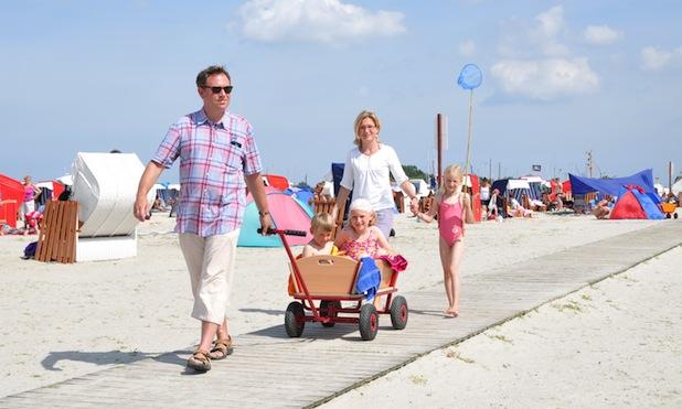 Bild von Gute Buchungszahlen für die Feriensaison bestätigen positiven Start in den Sommer
