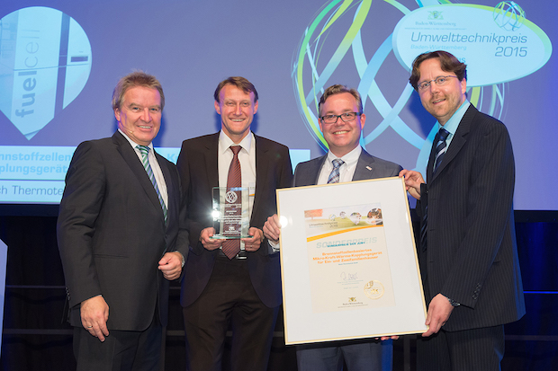 Photo of Bosch erhält Umwelttechnik-Sonderpreis 2015