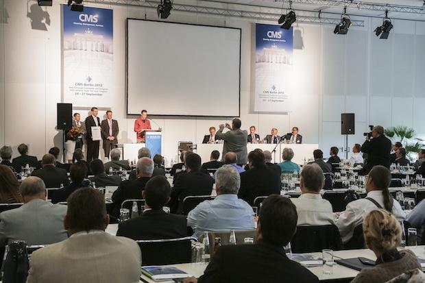 Photo of CMS 2015: Umfassender Informationsaustausch im CMS-Rahmenprogramm