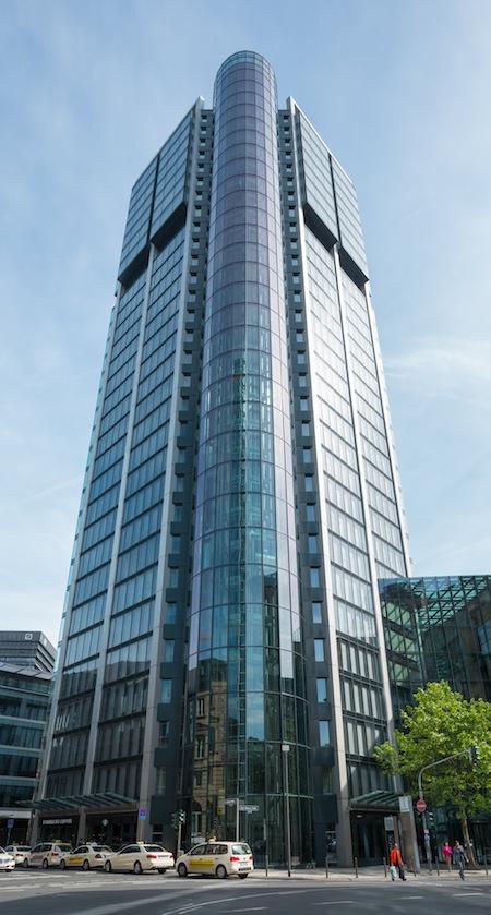 """Photo of """"Die neue Größe"""" im Frankfurter Bankenviertel: Commerz Real startet Neuausrichtung des Hochhauses Eurotheum"""