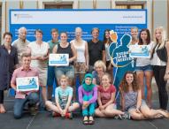 Sieger auf der Jugendmesse YOU in Berlin ausgezeichnet