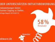 Jobware-Umfrage-Report: Viele vertane Chancen bei der Jobsuche