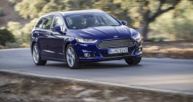 "Neue Ford Mondeo ""Business Edition"""