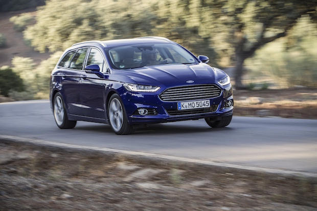 """Photo of Neue Ford Mondeo """"Business Edition"""""""