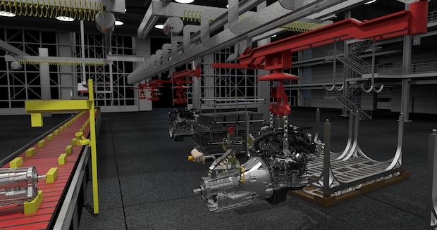 Photo of Belastung auf ein Minimum reduzieren: Virtual Manufacturing-Technologie bei Ford verbessert Montageabläufe