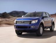 Jeder dritte neue Pick-up in Deutschland ein Ford Ranger