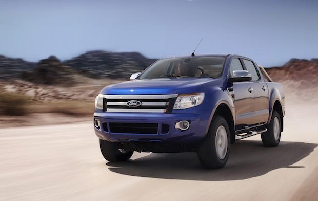 Photo of Jeder dritte neue Pick-up in Deutschland ein Ford Ranger