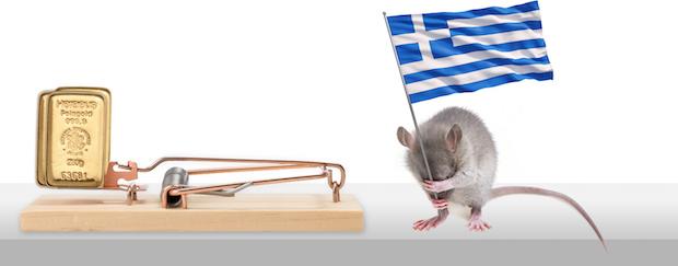 """Photo of Griechische Banken zeigen es auf: """"Gold gehört nicht ins Bankschließfach"""""""