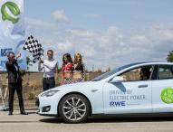 RWE zieht Zwischenbilanz bei Go & See Tour 2015