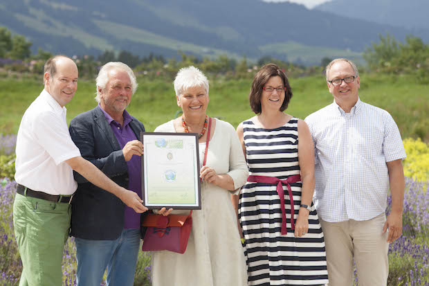 Bild von Erneute GREEN BRANDS Germany Auszeichnung für PRIMAVERA