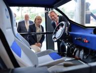NRW-Ministerpräsidentin Hannelore Kraft zu Gast auf dem RWTH Aachen Campus