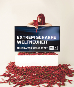 "Quellenangabe: ""obs/HD PLUS GmbH/Messe Berlin/IFA/TechniSat"""