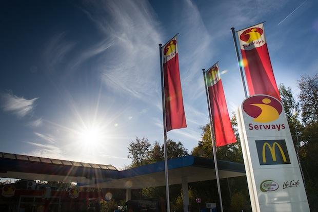 Bild von McDonald's Deutschland und die Autobahn Tank & Rast GmbH schließen Kooperationsvertrag