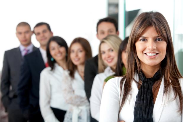 Zahlreiche hoch dotierte Stellen bleiben im deutschen Mittelstand unbesetzt, weil sich nicht die richtigen Bewerber finden. Quelle: ©Andres Rodriguez - fotolia.com