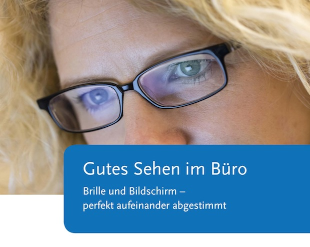 Photo of Gutes Sehen im Büro – gute Arbeit am Bildschirm