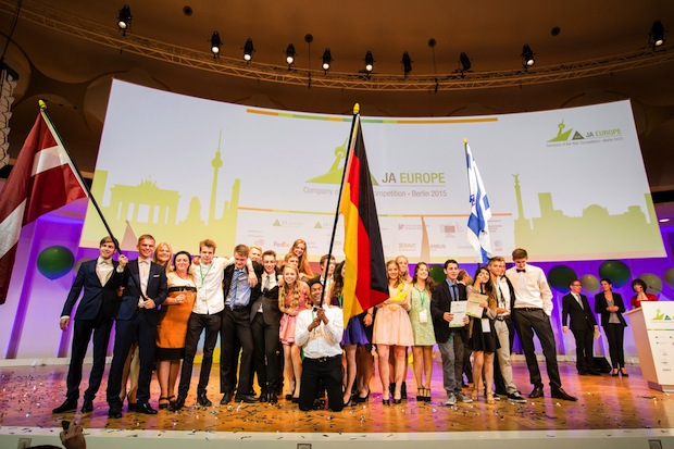 Bild von Deutschland gewinnt Europameisterschaft der Schülerfirmen