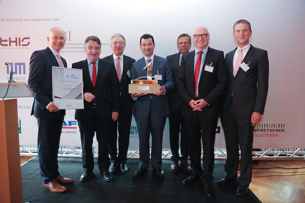"""Photo of WOLFF & MÜLLER ist """"Bauunternehmen des Jahres"""""""