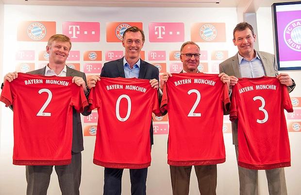 Bild von Telekom macht Allianz Arena zum multimedialen Erlebnisraum