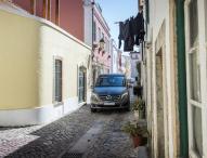 "Mercedes-Benz Marco Polo ist ""Das Goldene Reisemobil 2015"""