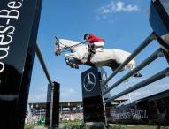 Deutsche Equipe holt Silber beim Mercedes-Benz Preis