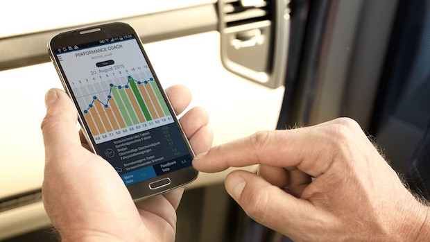 Photo of Umfangreiches FleetBoard App-Portfolio