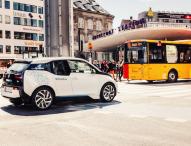 Vierhundert BMW i3 für vernetzte Mobilität in Kopenhagen