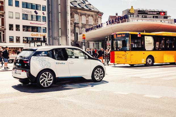 Photo of Vierhundert BMW i3 für vernetzte Mobilität in Kopenhagen