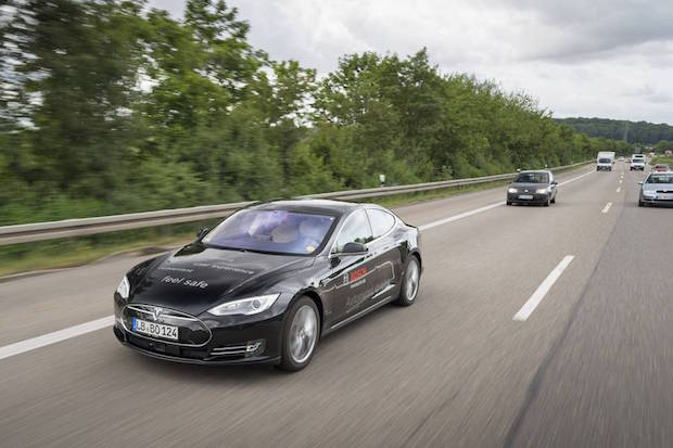 Bild von Expertentipp: Automatisiertes Fahren erhöht Sicherheit, Komfort und Effizienz
