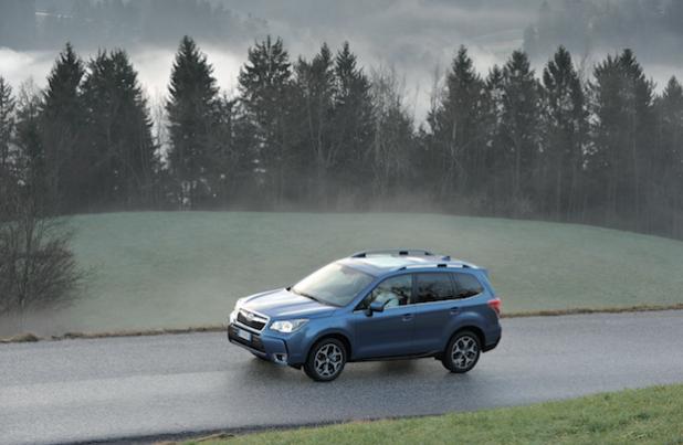 Foto: Subaru Deutschland GmbH/spp-o