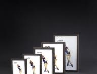 Bilder hochwertig einrahmen im neuen Holz-Design von Nielsen